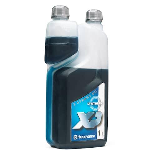 Husqvarna Tvåtaktsolja XP Bio Synth 1 l dosering