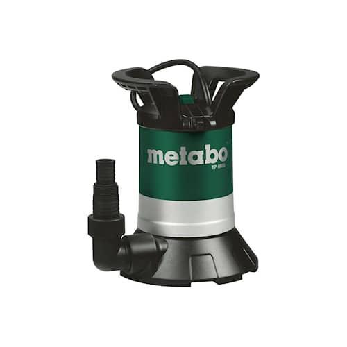 Metabo TP 6600 Dränkbar pump för rent vatten utan flottörbrytare