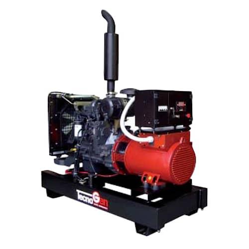 TecnoGen Elverk IV111TK 3-fas diesel