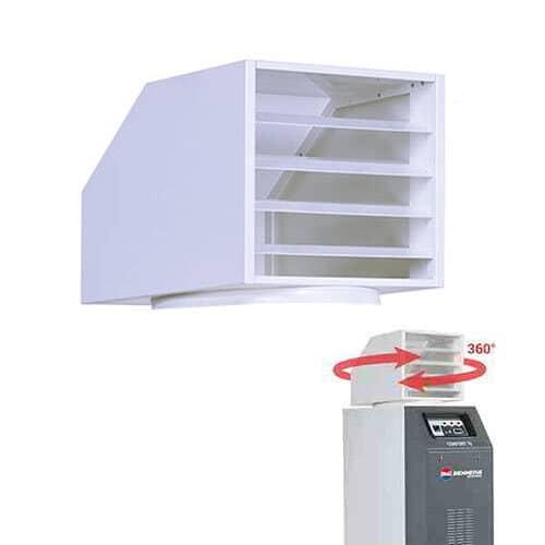 Biemmedue Arcotherm Topphuv 360 grader för Confort 35