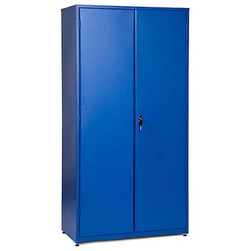 GBP Verkstadsskåp 1020x540x2000mm, blå