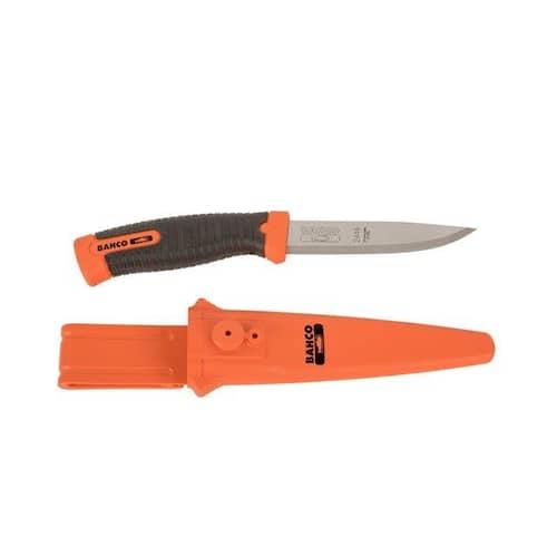 Bahco Kniv med tvåkomponentshandtag 2446