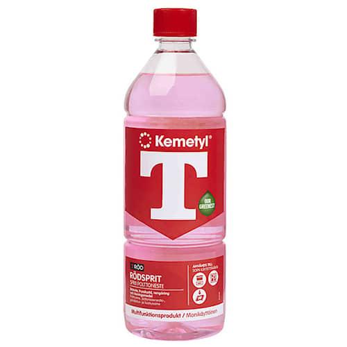 Kemetyl T- Röd 1 liter