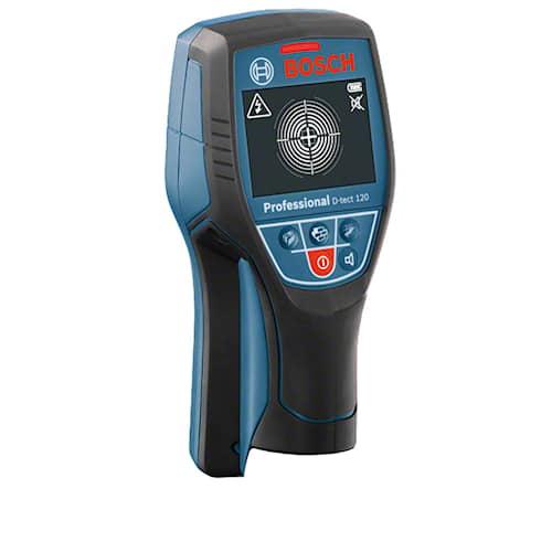 Bosch Regelsökare D-Tect 120 utan batteri & laddare