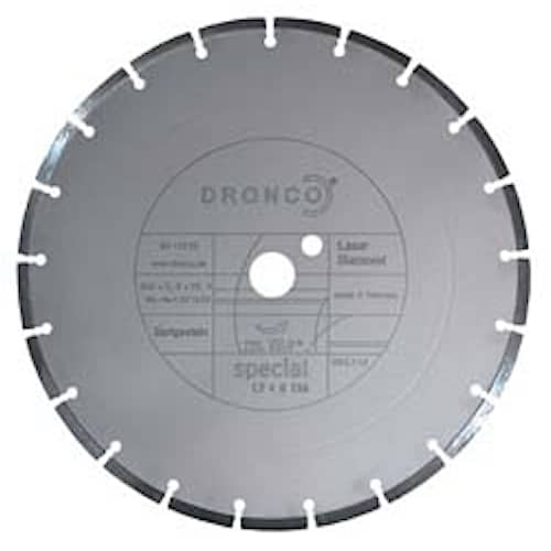 Norton Diamantklinga 230x2x22,2 mm Atlas