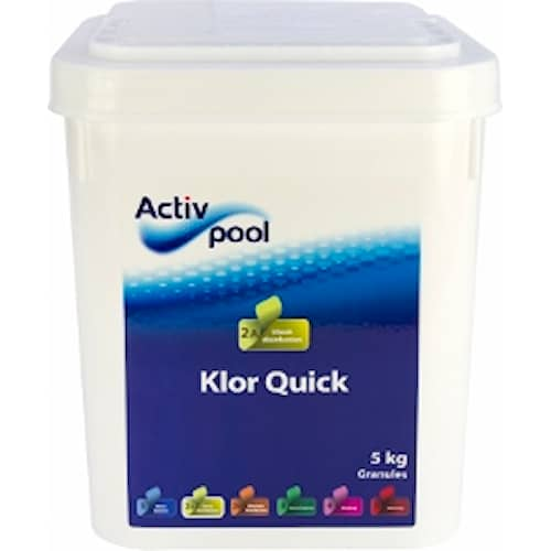 Activ Pool Pool Klor Quick granulat 5 kg