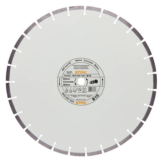 Stihl Diamantkapskiva, Ø 300 mm D-B10