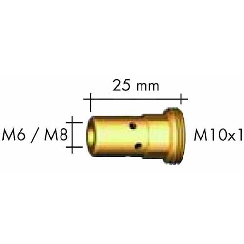 Abicor Binzel Tiphållare Ergo Plus 500 MB401/501
