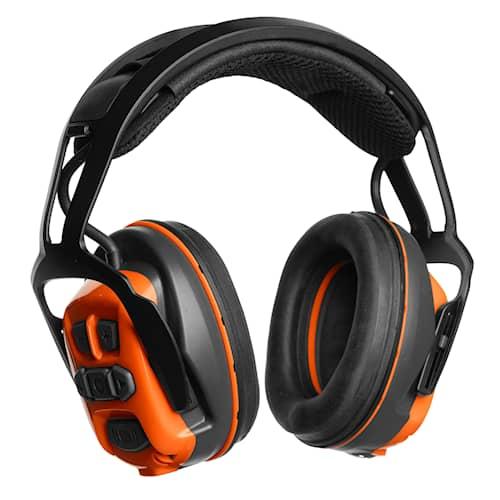 Husqvarna Hörselskydd X-COM, Bluetooth och FM hjässbygel