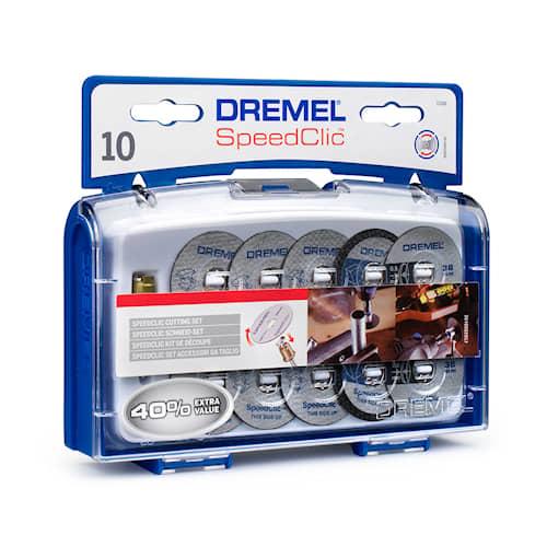 Dremel Kapskiva SC690 10st Speedclic Set