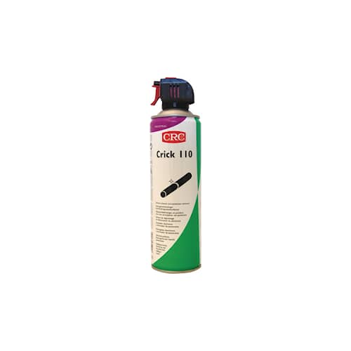 CRC Sprickindikeringspray Crick 110 rengöring 500ml