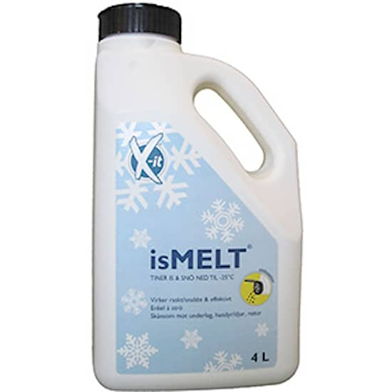 X-it Is & Snösmältare X-it IsMELT 4 liter