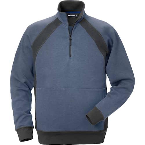 Acode Sweatshirt kort zip 1755 DF