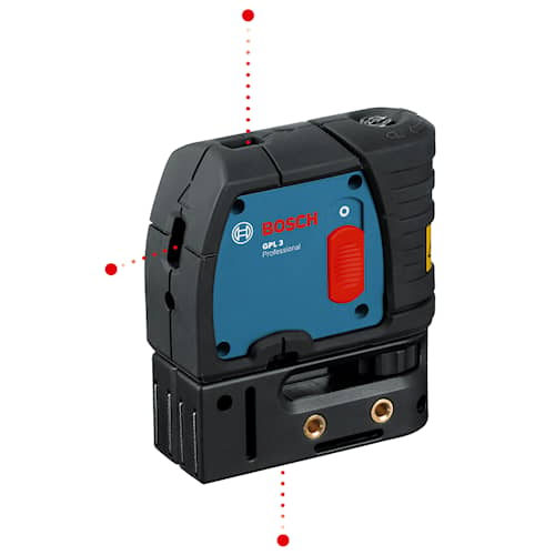 Bosch Punktlaser GPL 3
