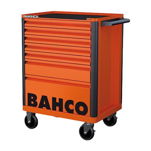 Bahco Verktygsvagn 1472K7 7 lådor Orange