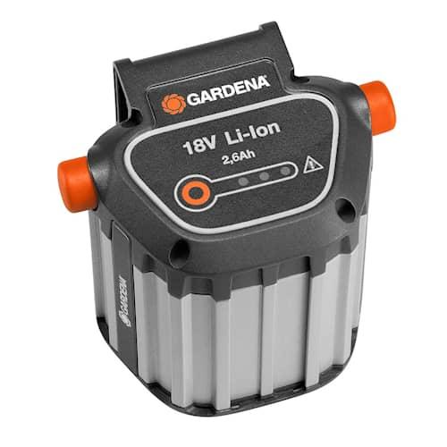Gardena Batteri BLi-18  (2,6Ah, 18V Li-Ion)