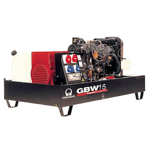 Pramac Elverk GBW15P MCP (öppet) 3-fas diesel
