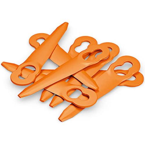 Stihl Sats plastknivar till PolyCut 2-2 (8 styck)
