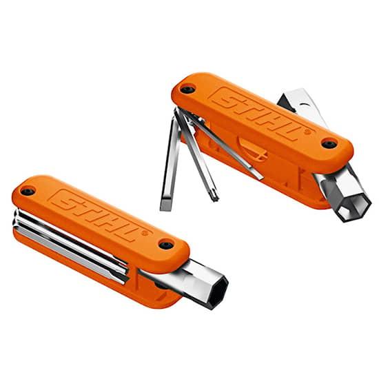 Stihl Multifunktionsverktyg MT 2, nyckelstorlek 19 – 16