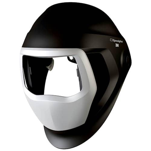 3M Speedglas 9100 svetshjälm utan svetsglas med sidofönster, 501800